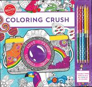 Editors of Klutz - Coloring Crush - 9780545930970 - V9780545930970