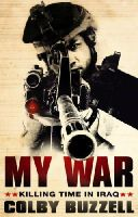 Buzzell, Colby - My War - 9780552154376 - KSG0009499