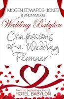 Edwards-Jones, Imogen; Anonymous - Wedding Babylon - 9780552156936 - KRF0013861