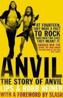 Reiner, Robb, Kudlow, Steve 'Lips' - Anvil - 9780552159692 - KTG0007653