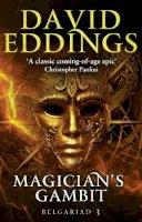 Eddings, David - Magician's Gambit - 9780552168359 - V9780552168359