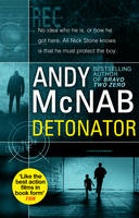 McNab, Andy - Detonator: Nick Stone Thriller 17 - 9780552172721 - V9780552172721