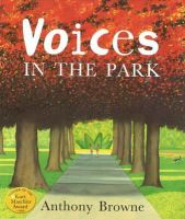 Browne, Anthony - Voices in the Park - 9780552545648 - KTJ0051248
