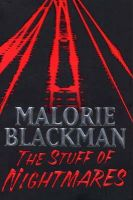 Blackman, Malorie - The Stuff Of Nightmares - 9780552554633 - V9780552554633
