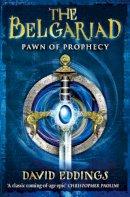 Eddings, David - Pawn of Prophecy (Belgariad) - 9780552554763 - 9780552554763