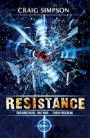 Simpson, Craig - Resistance - 9780552555715 - KRS0016483