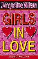 Wilson, Jacqueline - Girls in Love (Girls) - 9780552557337 - KIN0018590