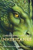 Paolini, Christopher - Inheritance - 9780552560245 - 9780552560245