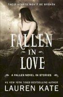 Kate, Lauren - Fallen in Love - 9780552566094 - V9780552566094
