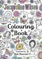 Wilson, Jacqueline - The Jacqueline Wilson Colouring Book - 9780552575522 - V9780552575522