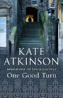 Atkinson, Kate - One Good Turn - 9780552772440 - V9780552772440