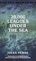 Verne, Jules - 20,000 Leagues Under the Sea - 9780553212525 - KTG0001747
