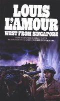 Louis L'Amour - West from Singapore - 9780553263534 - KTK0079805