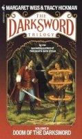 Weis, Margaret, Hickman, Tracy - Doom of the Darksword (The Darksword Trilogy, Vol. 2) - 9780553271645 - KIN0005693