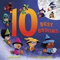 Gerber, Carole - 10 Busy Brooms - 9780553533415 - V9780553533415
