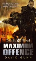 Gunn, David - Death's Head: Maximum Offense - 9780553818789 - KTK0090241