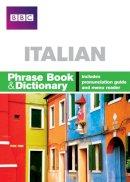 Stanley, Carol - BBC Italian Phrase Book & Dictionary - 9780563519201 - V9780563519201