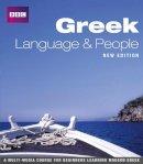 Hardy, David A. - Greek Language & People (BBC Active) - 9780563519768 - V9780563519768