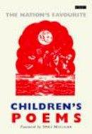 Milligan, Spike - The Nation's Favourite Children's Poems - 9780563537748 - V9780563537748