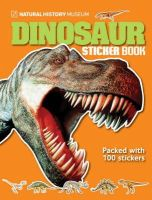 'Angela Milner, Richard Butler' - The Natural History Museum Dinosaur Sticker Book - 9780565092214 - V9780565092214