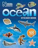 Natural History Museum - Natural History Museum Ocean Sticker Book - 9780565092573 - V9780565092573