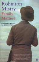 Mistry, Rohinton - Family Matters - 9780571215539 - KSS0001529