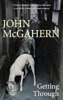 John McGahern - Getting Through - 9780571225682 - V9780571225682