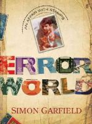 Garfield, Simon - The Error World - 9780571235261 - V9780571235261