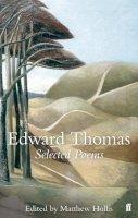 Edward Thomas - Edward Thomas. Edited by Matthew Hollis (Poet to Poet) - 9780571235698 - KKD0007491