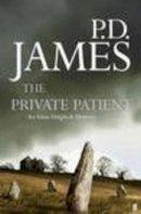 P D James - The  Private Patient - 9780571242450 - KRA0004838