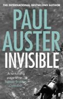 Auster, Paul - Invisible - 9780571249527 - V9780571249527