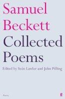 Beckett, Samuel - Collected Poems of Samuel Beckett - 9780571249855 - V9780571249855