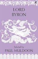 Muldoon, Paul - Lord Byron - 9780571274260 - V9780571274260