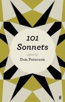 Paterson, Don - 101 Sonnets - 9780571278732 - V9780571278732