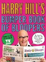 Hill, Harry - Harry Hill's Bumper Book of Bloopers - 9780571281749 - KTJ0045460