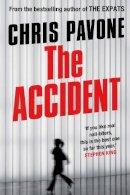 Pavone, Chris - The Accident - 9780571298945 - KSG0005883