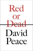 Peace, David - Red or Dead - 9780571309047 - KOC0013779