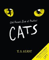 Eliot, T.S. - Old Possum's Book of Practical Cats: with illustrations by Rebecca Ashdown - 9780571323449 - V9780571323449