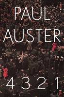 Auster, Paul - 4 3 2 1 - 9780571324620 - 9780571324620