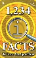 Lloyd, John, Mitchinson, John, Harkin, James - 1,234 Qi Facts to Leave You Speechless - 9780571326686 - V9780571326686