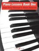 Waterman, Fanny; Harewood, Marion - Piano Lessons - 9780571500246 - V9780571500246