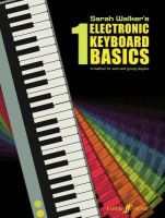 Walker, Sarah - Electronic Keyboard Basics - 9780571517596 - V9780571517596