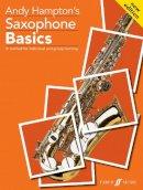 Hampton, Andy - Saxophone Basics - 9780571519729 - V9780571519729