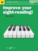 Paul Harris - Grade 2 Pian0 (Improve Your Sight-Reading) - 9780571533022 - V9780571533022