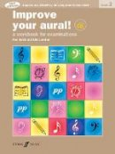 Harris, Paul; Lenehan, John - Improve Your Aural Grade 3 - 9780571535446 - V9780571535446