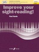 Harris, Paul - Piano Trinity Edition Grade 4 (Improve Your Sight-reading!) - 9780571537549 - V9780571537549