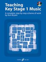 Bryant, Ann - Teaching Key Stage 1 Music - 9780571538430 - V9780571538430
