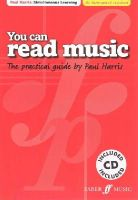 Harris, Paul - You Can Read Music - 9780571538454 - V9780571538454