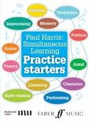 Paul Harris - Paul Harris: Simultaneous Learning Practice Starter Cards - 9780571539437 - V9780571539437