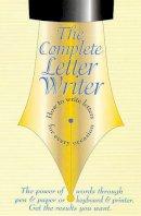 Rabinovitz, Lauren - The Complete Letter Writer - 9780572024246 - KHS0047693